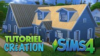 Les Sims 4 (PS4) | COMMENT CRÉER UNE MAISON SUR CONSOLE ?