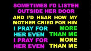 Jessica Sanchez - Dance With My Father - Studio Version With Lyrics