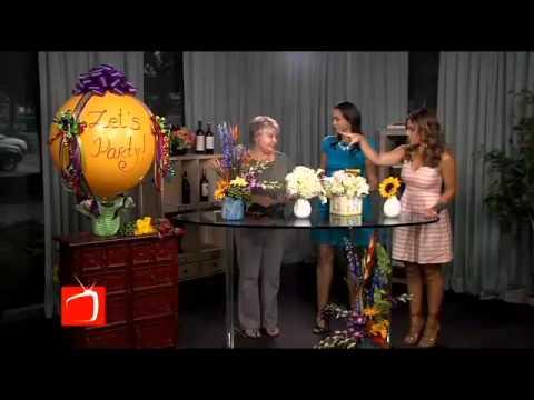 Flower Arrangement Ideas For Your Next Party