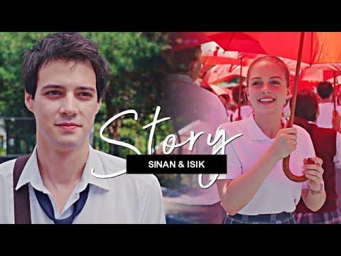 Sinan \u0026 Işık | Their Story [1x01 - 1x08]
