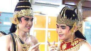 GORGEOUS Ramayana Ballet - Cerita Belakang Panggung - Prambanan Yogyakarta Indonesia [HD]