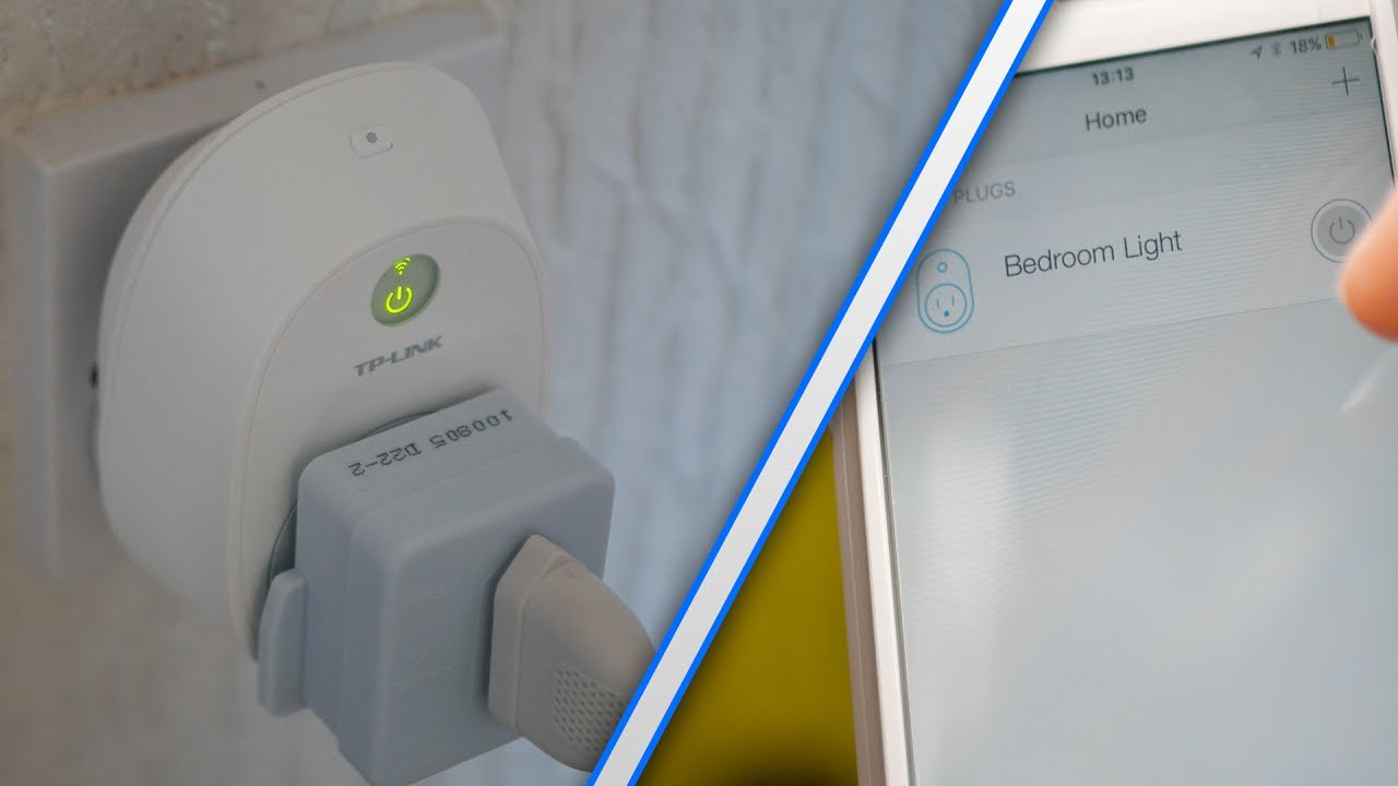 Cheapest Way To Make Your Home SMART - TP Link Smart Plug