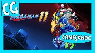 Começando: Megaman 11 PC
