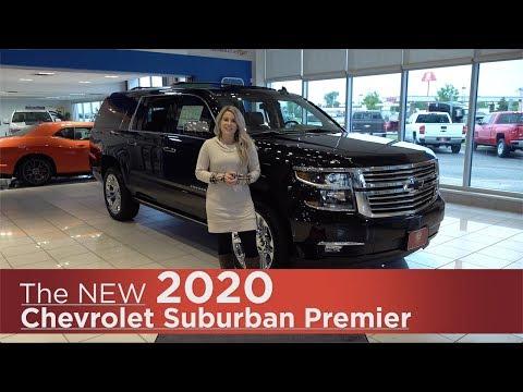 New 2020 Chevrolet Suburban & Tahoe Comparison   Mpls, St Cloud, Monticello, Buffalo, Rogers, MN