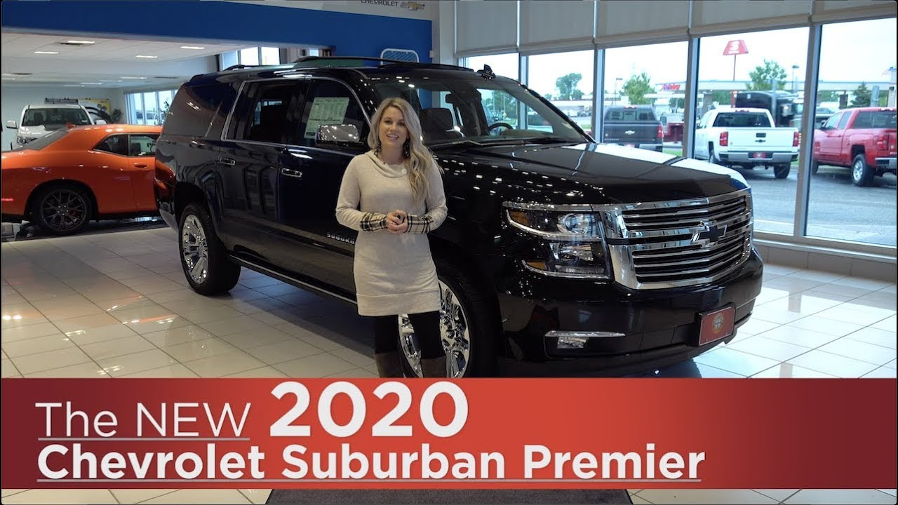 New 2020 Chevrolet Suburban Tahoe Comparison Mpls St Cloud Monticello Buffalo Rogers Mn Youtube