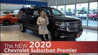 New 2020 Chevrolet Suburban & Tahoe Comparison | Mpls, St Cloud, Monticello, Buffalo, Rogers, MN