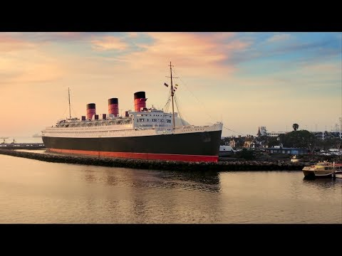 The Queen Mary - Long Beach, California (2017)