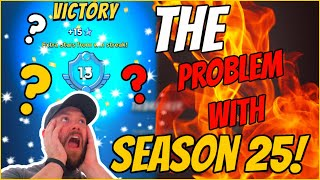 There is a PROBLEM in Season 25!!! ⚠️ // Boom Beach Warships