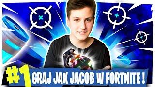 GRAJ JAK JACOB W FORTNITE + FREE V-DOLCE