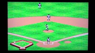 La Russa Baseball 95 - Sega Genesis Longplay & Review (Retro Sunday)