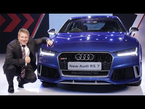 Audi RS7 Facelift Launched In India