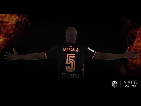 VALENCIA CF|  ELIAQUIM MANGALA | HIGHLIGHTS | MEJORES JUGADAS Y GOLES