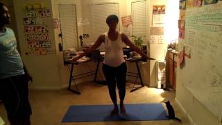 37 1 2 wks healthy pregnant brief workout