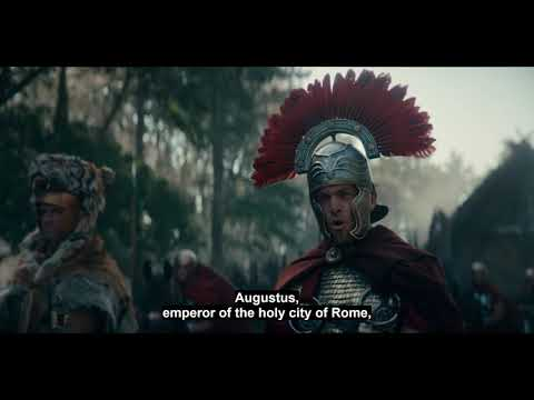 "Spoken Roman Latin, from TV Show ""Barbarians"""