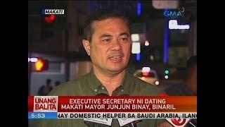 UB: Executive secretary ni dating Makati Mayor Junjun Binay, binaril thumbnail