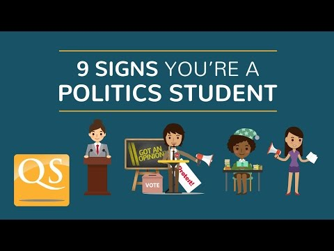 9 Signs You're a Politics Student