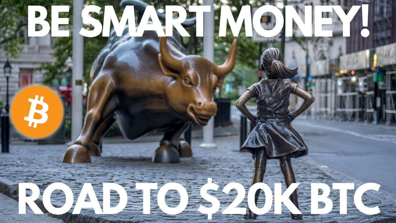 Bitcoin Could Hit $20,000 Soon! Be Smart Money, not Dumb Money - Cryptocurrency News