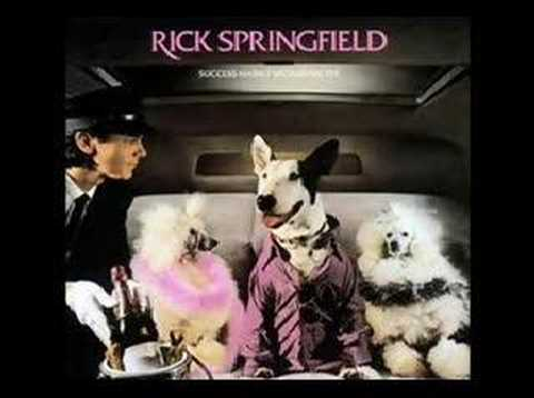 Rick Springfield - The American Girl
