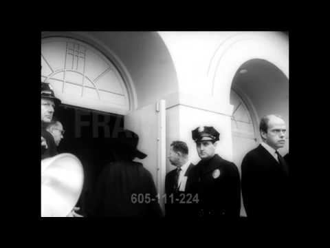 Gary Cooper's funeral