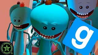 SO MANY Meeseeks - Gmod Guess Who