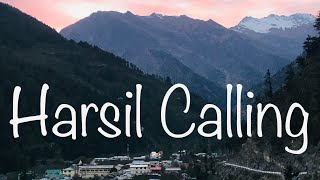 Harsil Calling | Journey Video | Harsil Valley | Uttarakhand Tourism | Gangotri National Park