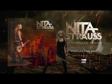 NITA STRAUSS - Prepare For War