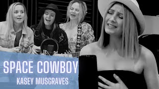 SPACE COWBOY - Kacey Musgraves (ACOUSTIC COVER by Germein & Rachael Fahim)