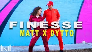 FINESSE Dance || Matt Steffanina & Dytto