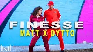 FINESSE Dance    Matt Steffanina & Dytto