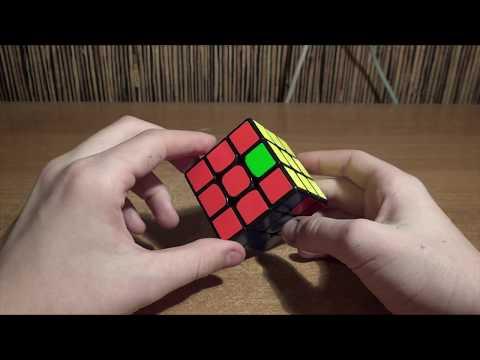 Сборка кубика Рубика №5 – Последний слой.