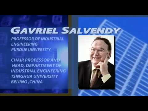 Gavriel Salvendy - Finance and the Far East - interview - Go