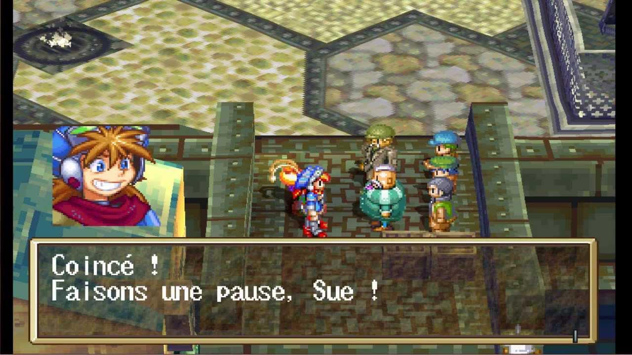 FRANCAIS TÉLÉCHARGER GRANDIA 2 PC