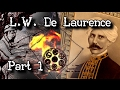 L.W. De Laurence (Part 1) Occultist Magician Magic Handkerchief Story Occult Unmasked John Razimus