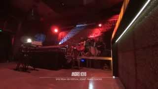 SPECTRUM XXI: Andrei Kivu - Axe (Ana-Maria Avram)
