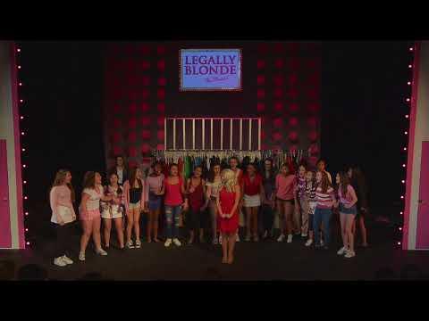 Belvoir 2017 - Legally Blonde - Performing Arts Summer Camp - Musical - Summer Girls Camp