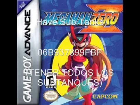 Trucos para el Megaman Zero