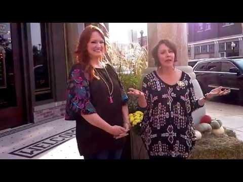 Pioneer Woman Interview Mercantile Opening Day