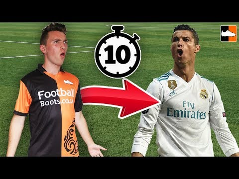 Simple Tricks To Become Cristiano Ronaldo In 10 Mins! Ultimate CR7 Lookalike
