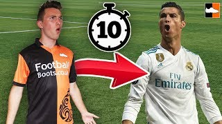 How To Become Ronaldo In Under 10 Mins! Ultimate CR7 Lookalike