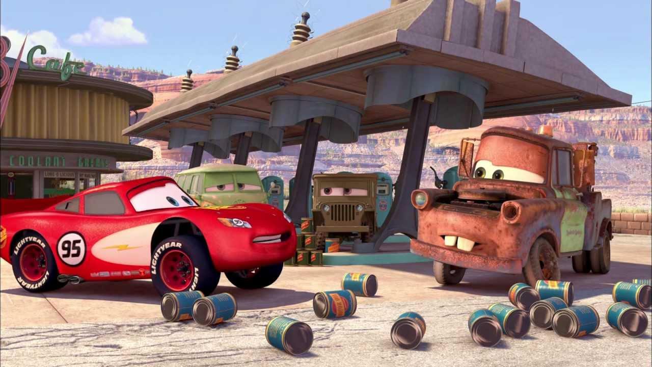 Cars Toons Mater The Greater Disney Junior Uk Youtube