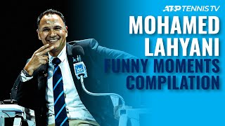 Mohamed Lahyani: Funny Tennis Umpire Moments 😂