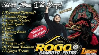 LAGU SPESIAL ALBUM DIDI KEMPOT COVER JARANAN ROGO SAMBOYO PUTRO