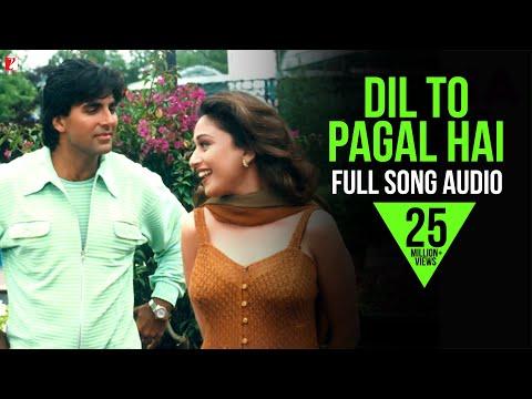 Dil To Pagal Hai  Full Song Audio  Lata Mangeshkar  Udit Narayan  Uttam Singh