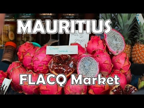 Flacq Market, Mauritius - Fun for foodies & photographers