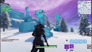 Huge *RAVEN,RED KNIGHT & LOVE RANGER STATUES* Found In Fortnite Season 7!!!