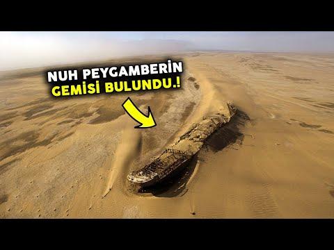 Nuh'un Gemisi Türkiye'de Bulundu, İçerisini Gören Araştırmacılar Şok Oldu .!!