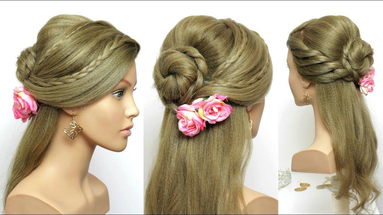 simple hairstyle girls. hair
