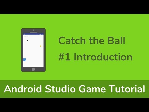 [Game1] Android Studio Game Tutorial  -  #1 Introduction