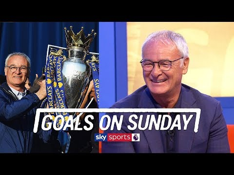 Claudio Ranieri answers Leicester City fans' questions! | Goals On Sunday