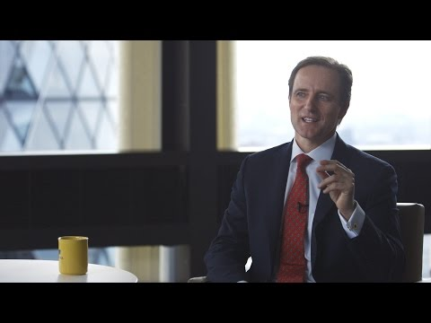 Aviva 2014 half year results interview with Group CEO Mark Wilson
